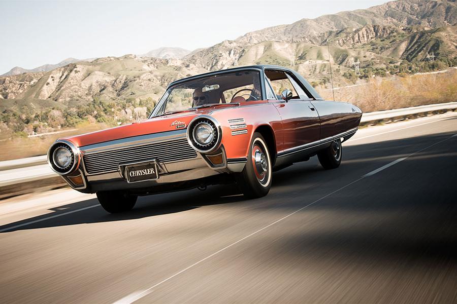 The Story of Chrysler's Turbine Car